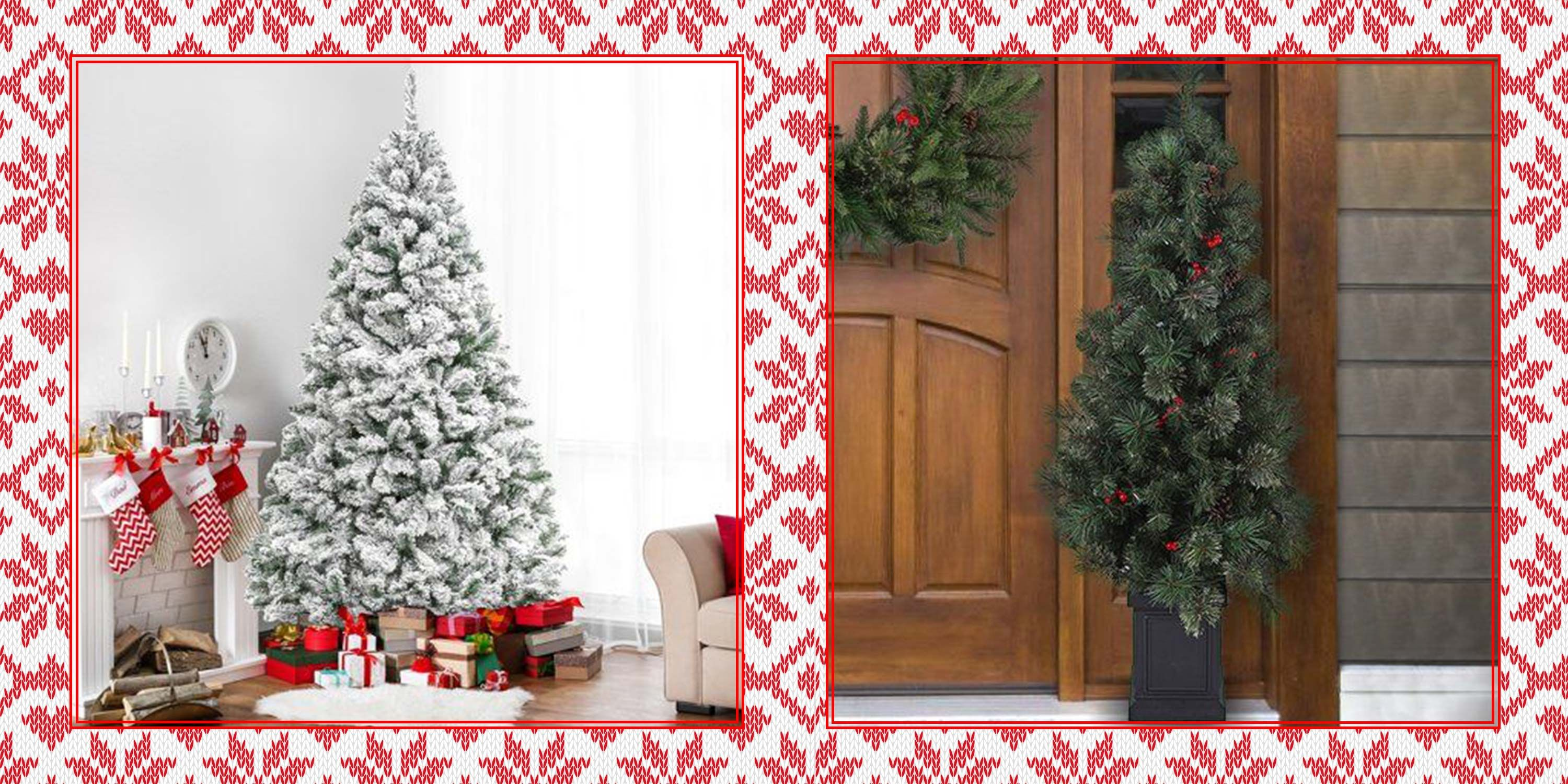 30 Best Artificial Christmas Trees of 2019 - Where to Buy