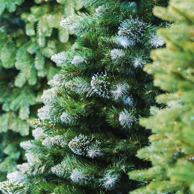 Best Imitation Christmas Trees: 20 Best Artificial Christmas Trees 2019