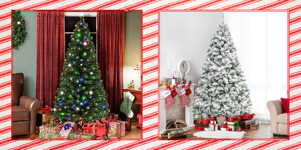 25 Best Artificial Christmas Trees Of 2020 Where To Buy Fake Christmas Trees,Iphone Wallpaper Black And White Aesthetic Collage