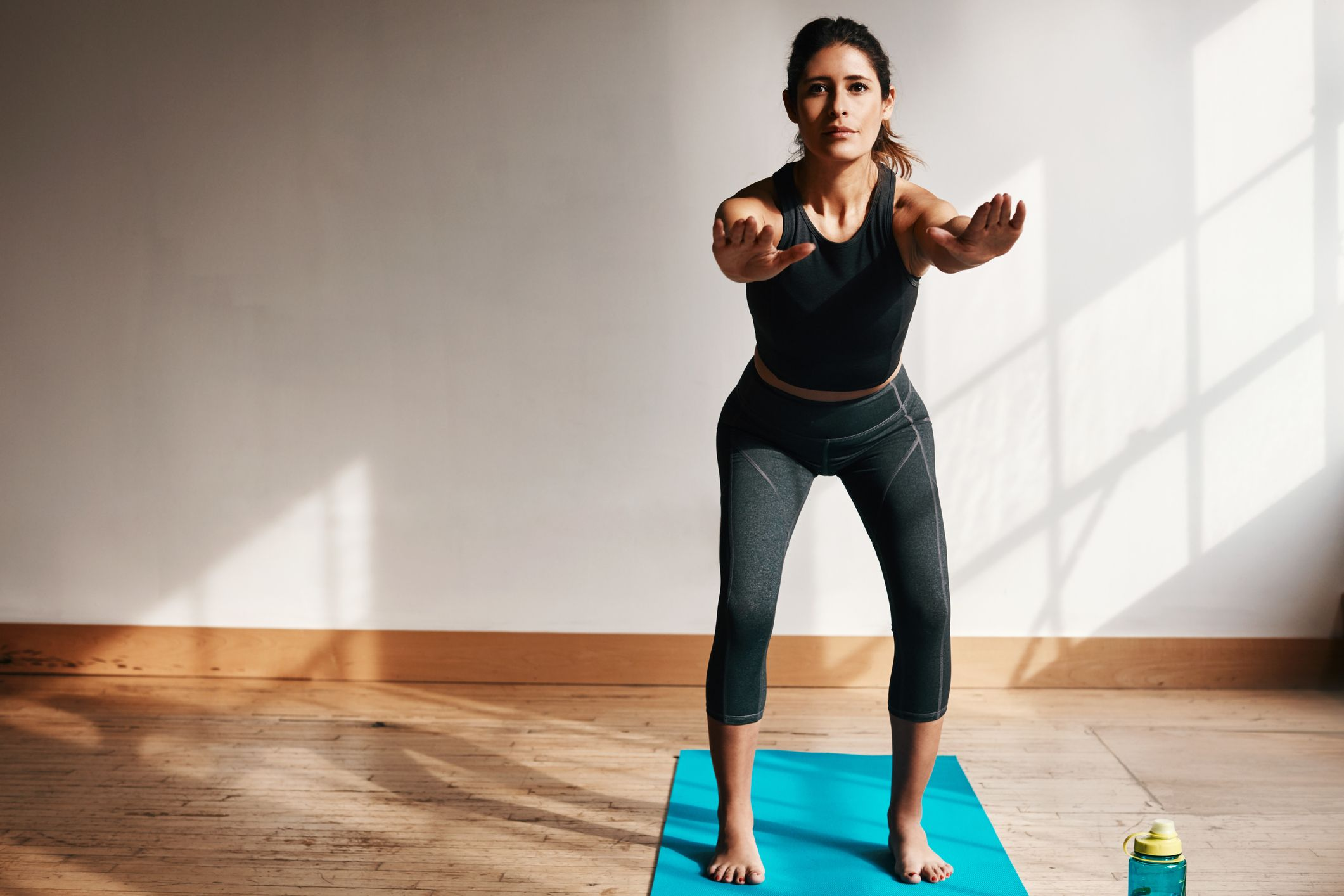 Image result for no equipment workout by womenshealthmag.com