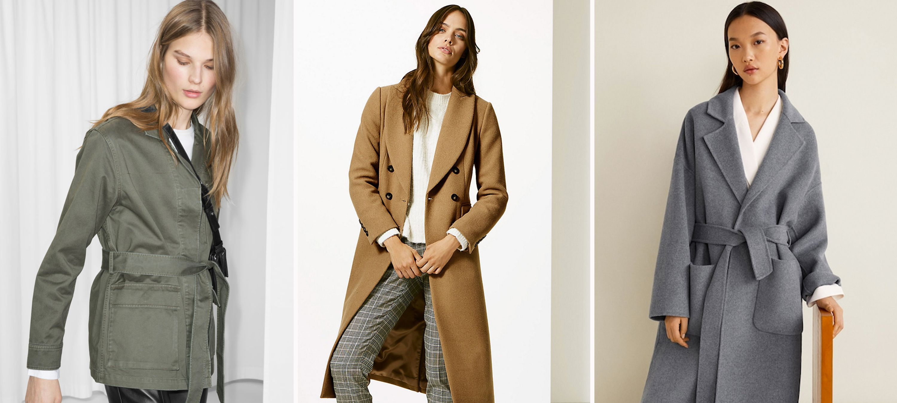 Under 100: 10 Seriously Stylish Winter Coats That Won't Blow Your Budget ThisSeason