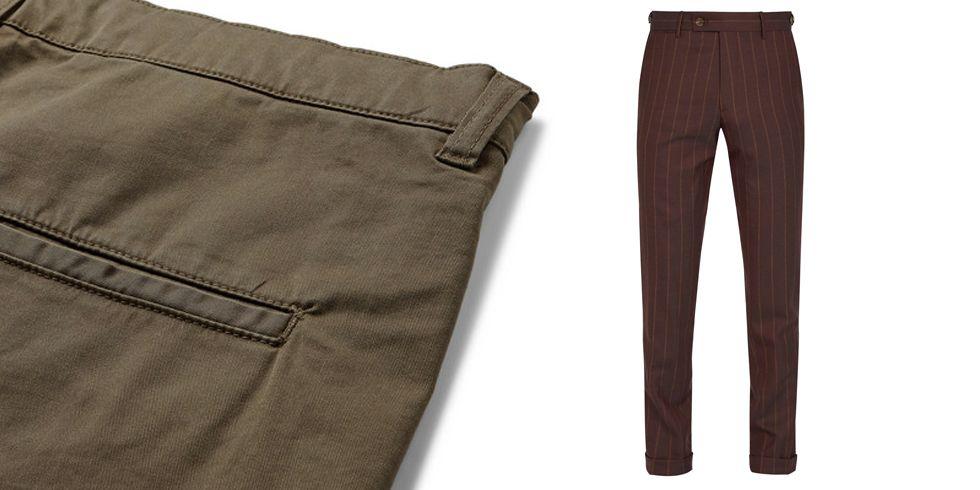 men's autumn winter trousers