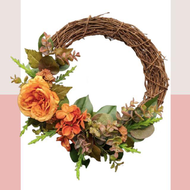 best autumn wreath