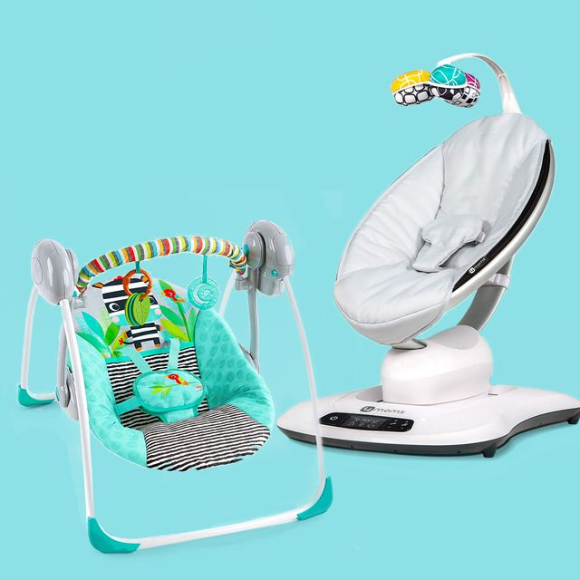 7 best baby bouncers, seats, and swings of 2021