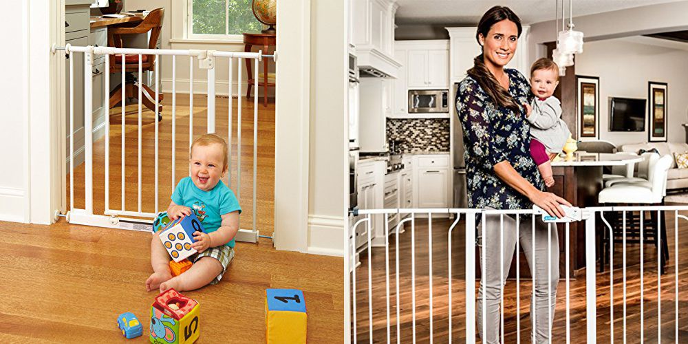 6 Best Baby Gates To Keep Your Child Safe Safest Baby Gates For Stairs