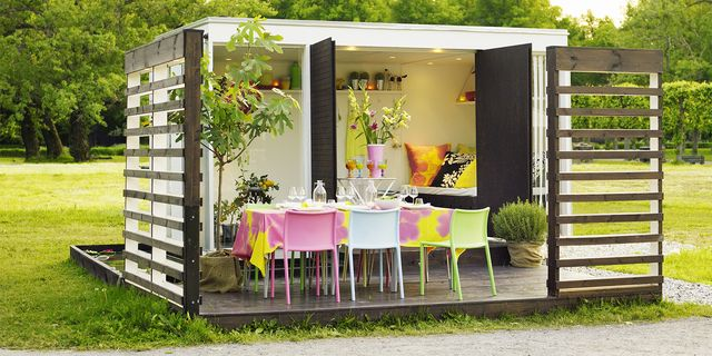 29 Backyard Decorating Ideas - Easy Gardening Tips And DIY Projects