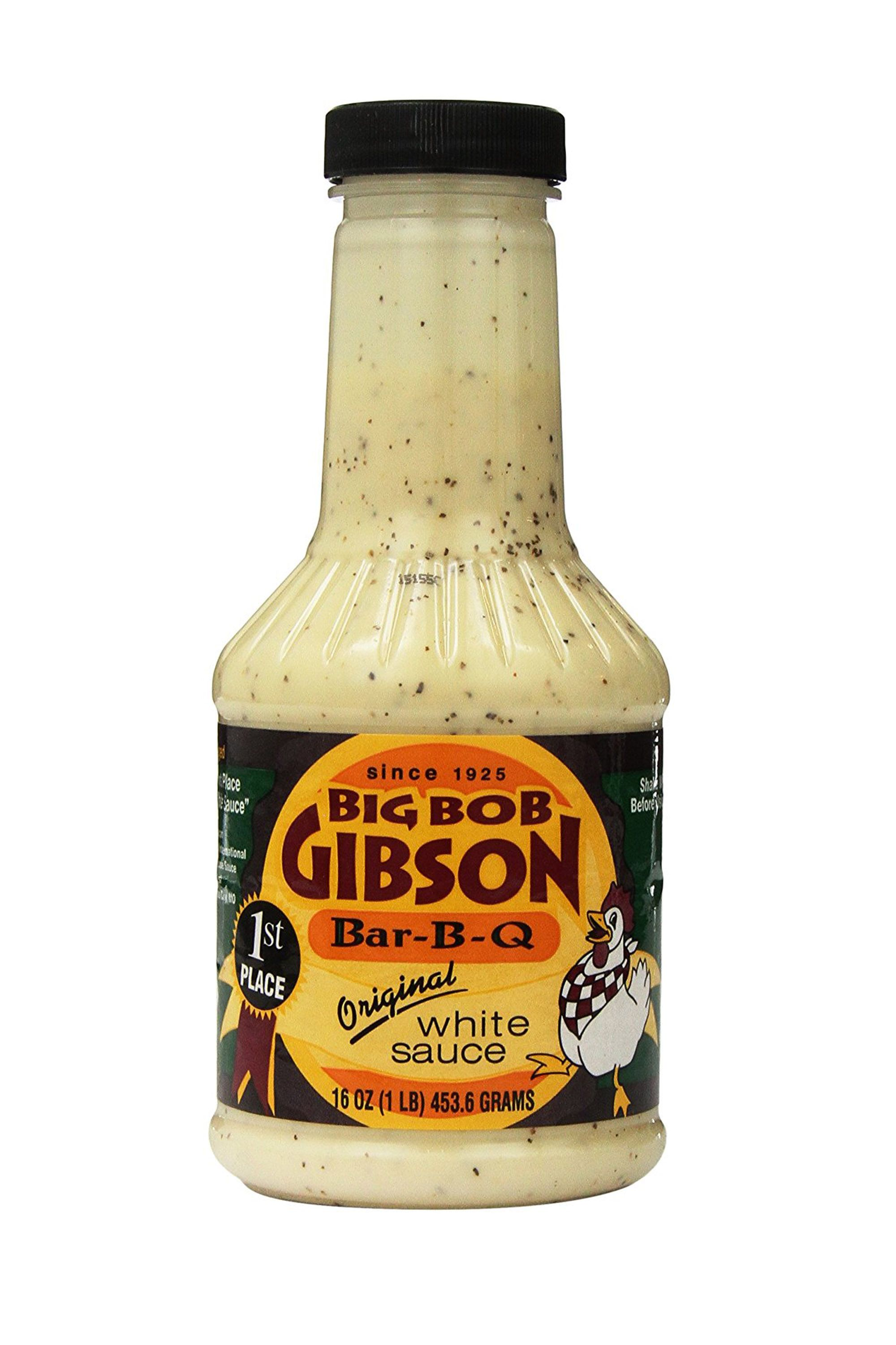 best barbecue sauces big bob gibson
