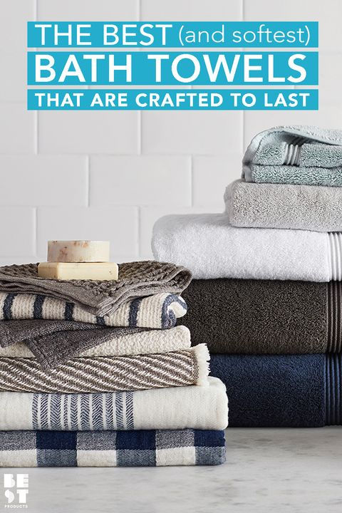 Softest Bath Towels Mesmerizing 60 Best Bath Towels To Buy In 60 We Tested The Best Bath Towels
