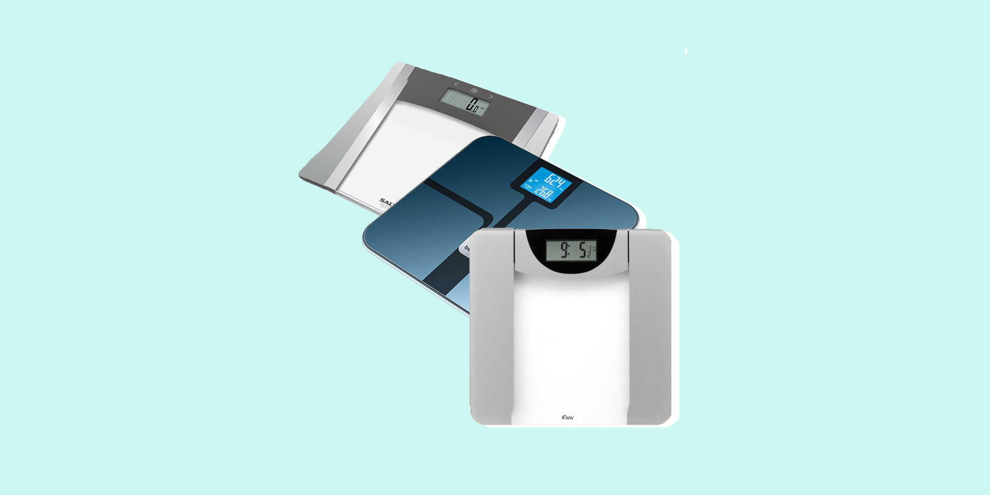 The 5 best bathroom scales to buy in 2019