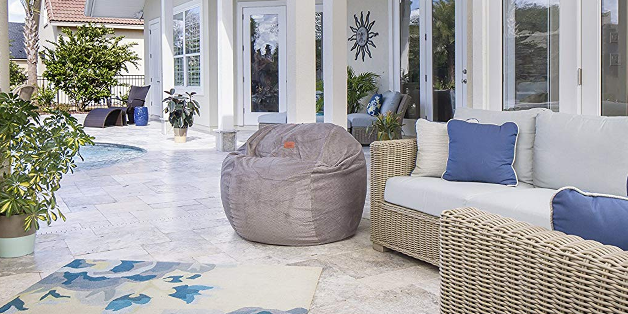 Pleasing 8 Best Bean Bag Chairs To Buy For Your Home Beatyapartments Chair Design Images Beatyapartmentscom