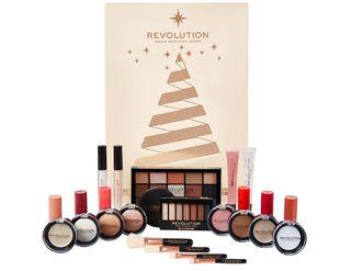 best beauty advent calendars 2018 makeup revolution