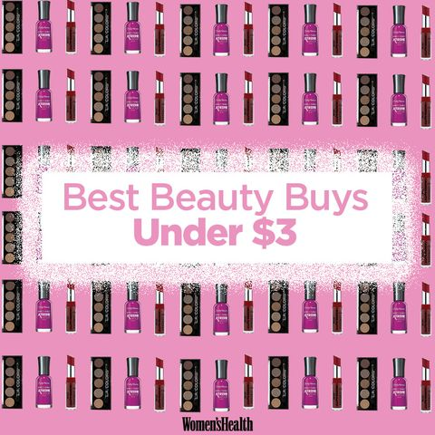 beauty products under $3