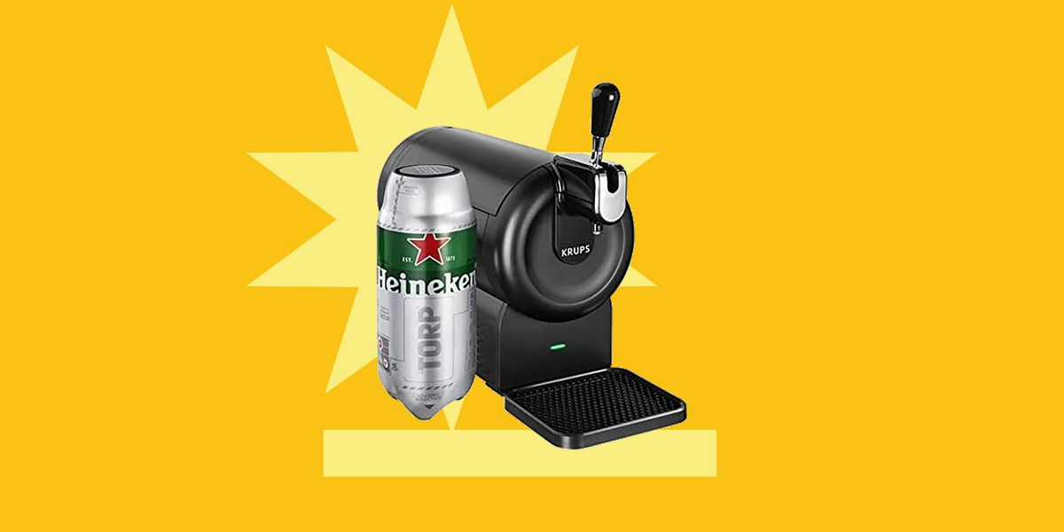 Best Beer Dispensers For Pouring The Perfect Pint In The Comfort Of Your Own Home