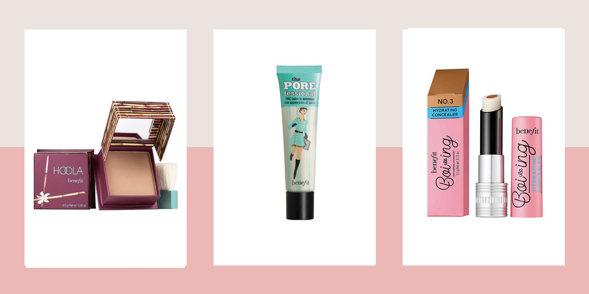Benefit Makeup Best