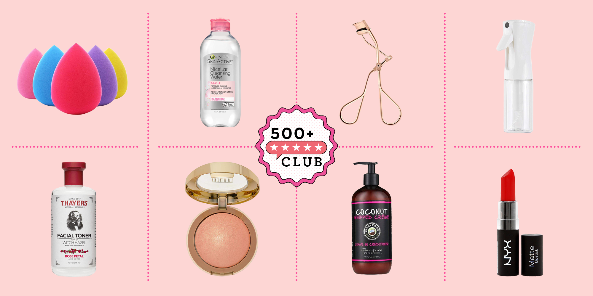 20 Best Beauty Products On Amazon Under 10