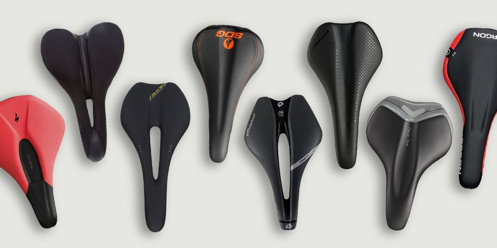 Wide Black WTB Volt Saddle Chromoly
