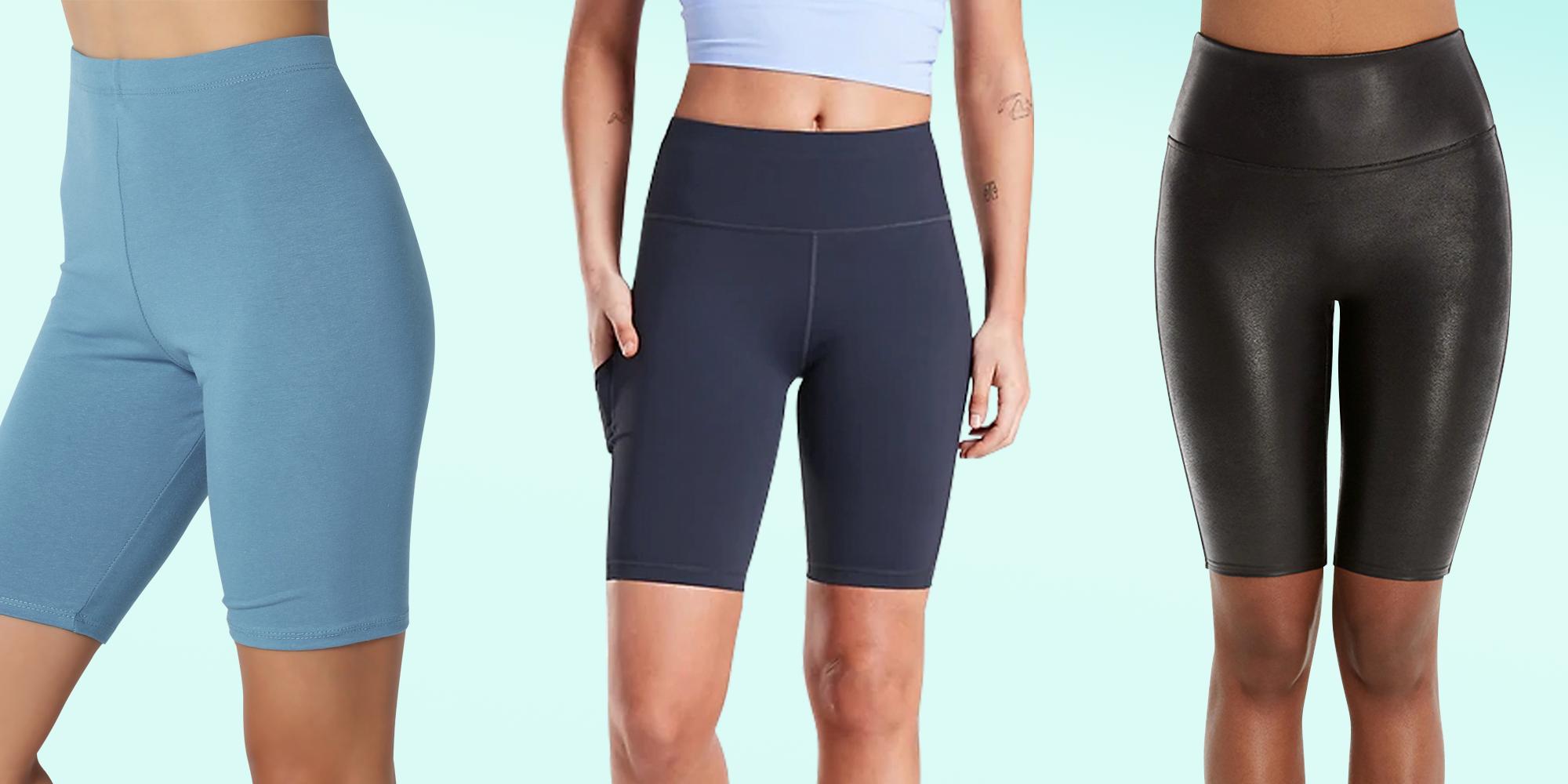 Wife Spandex Shorts | Niche Top Mature