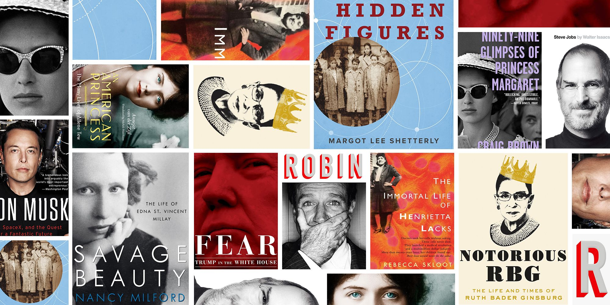 12 Fascinating Biographies to Get You Out of a Reading Rut