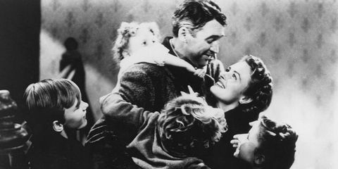 Black And White Christmas Movies Its A Wonderful Life
