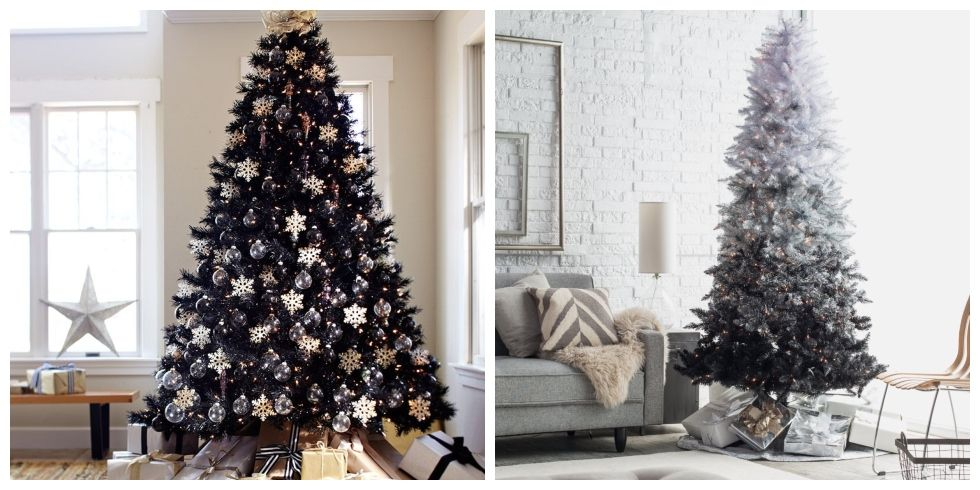 12 best black christmas tree ideas decorate black christmas trees - When To Buy A Christmas Tree