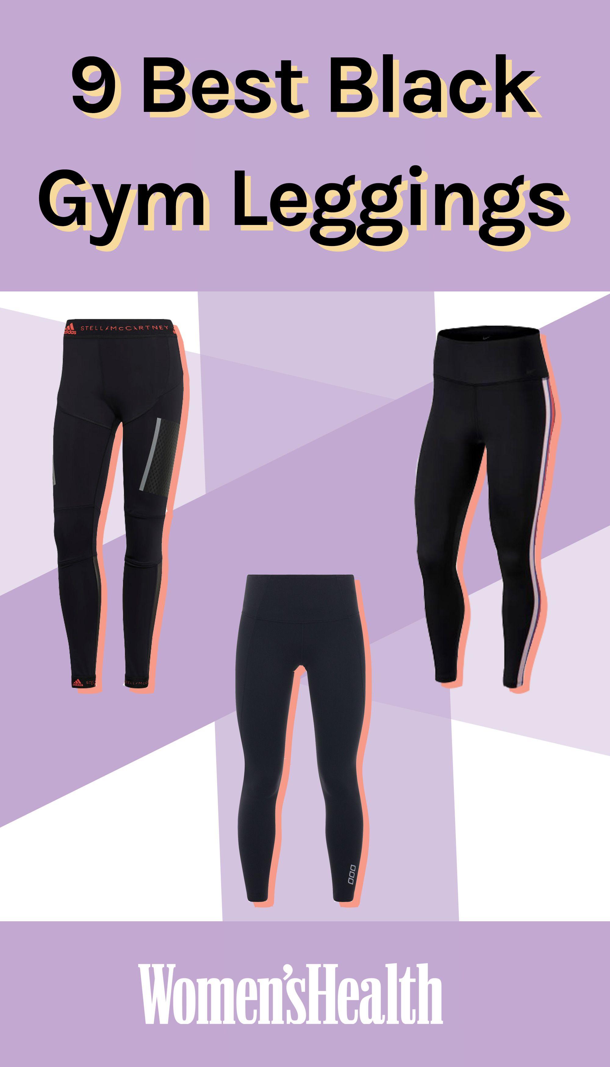 Best Black Gym Leggings