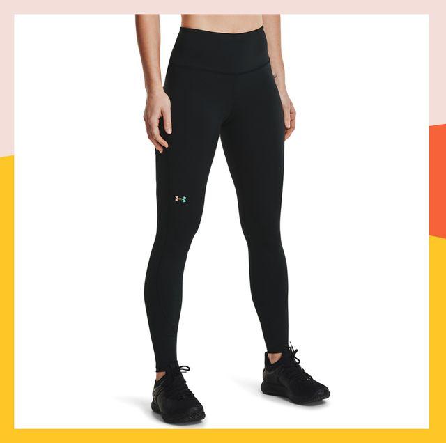 black gym leggings