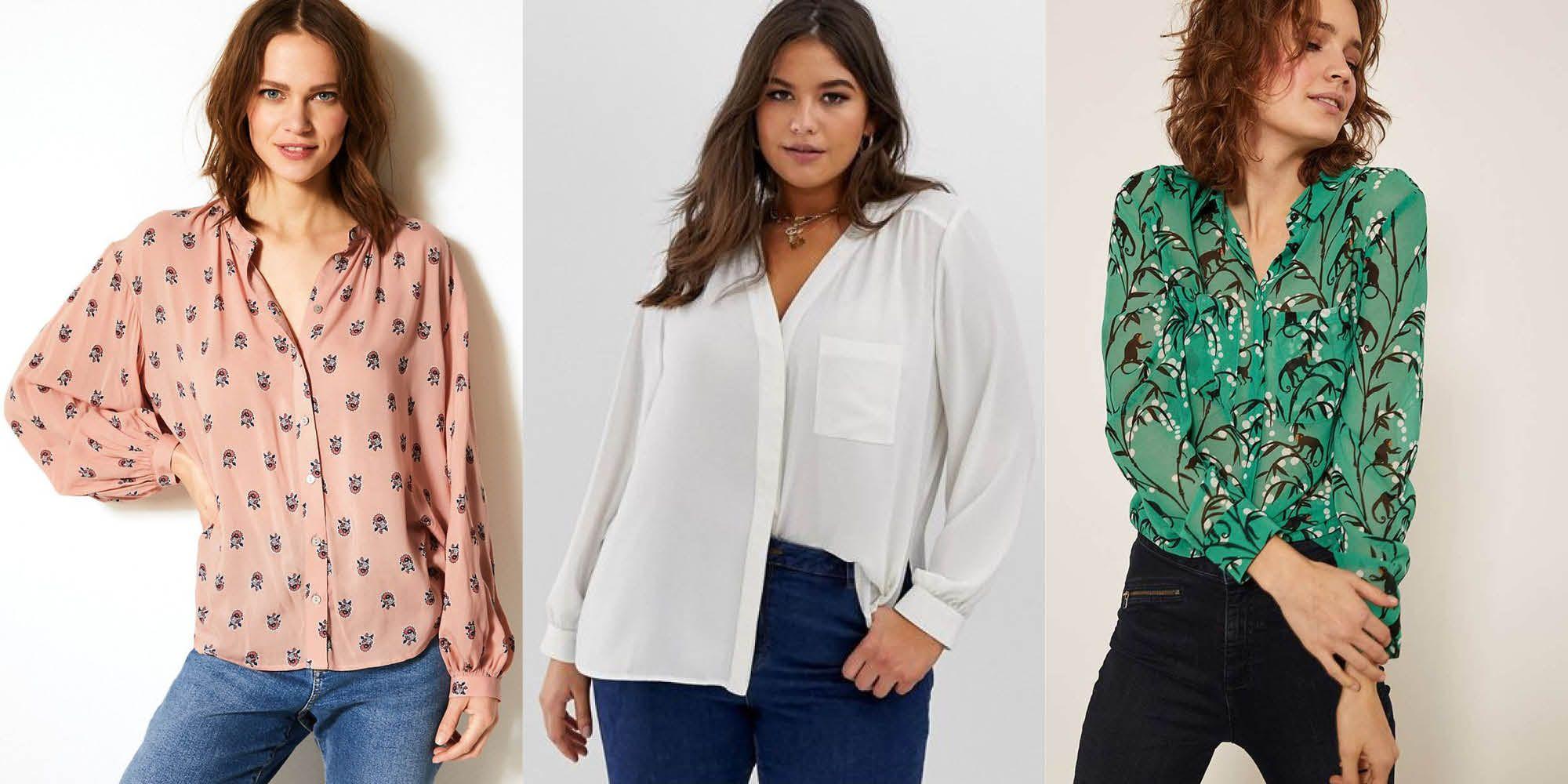 shirt blousers