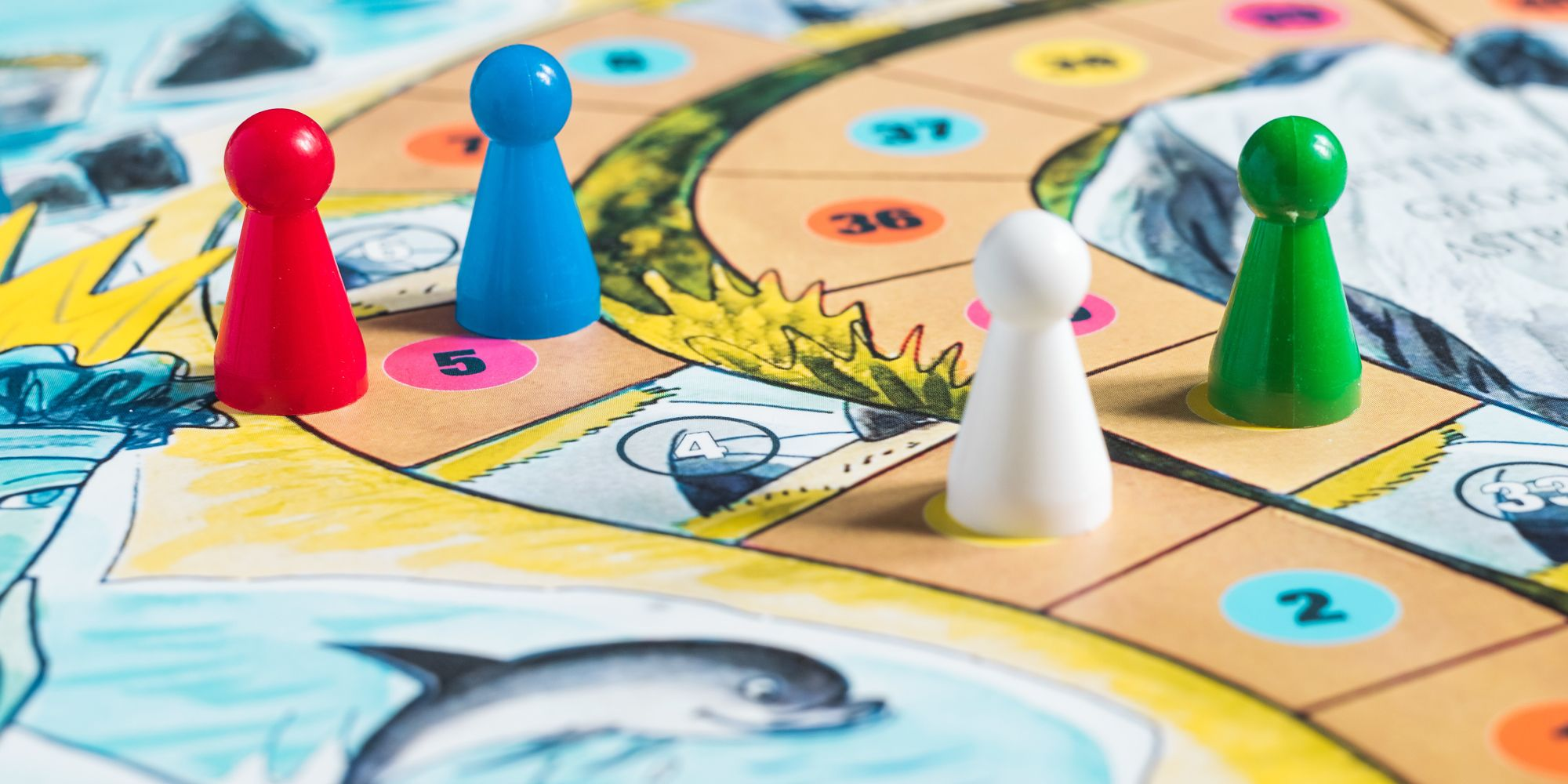40 Best Board Games For The Whole Family In 2019 New Family Board