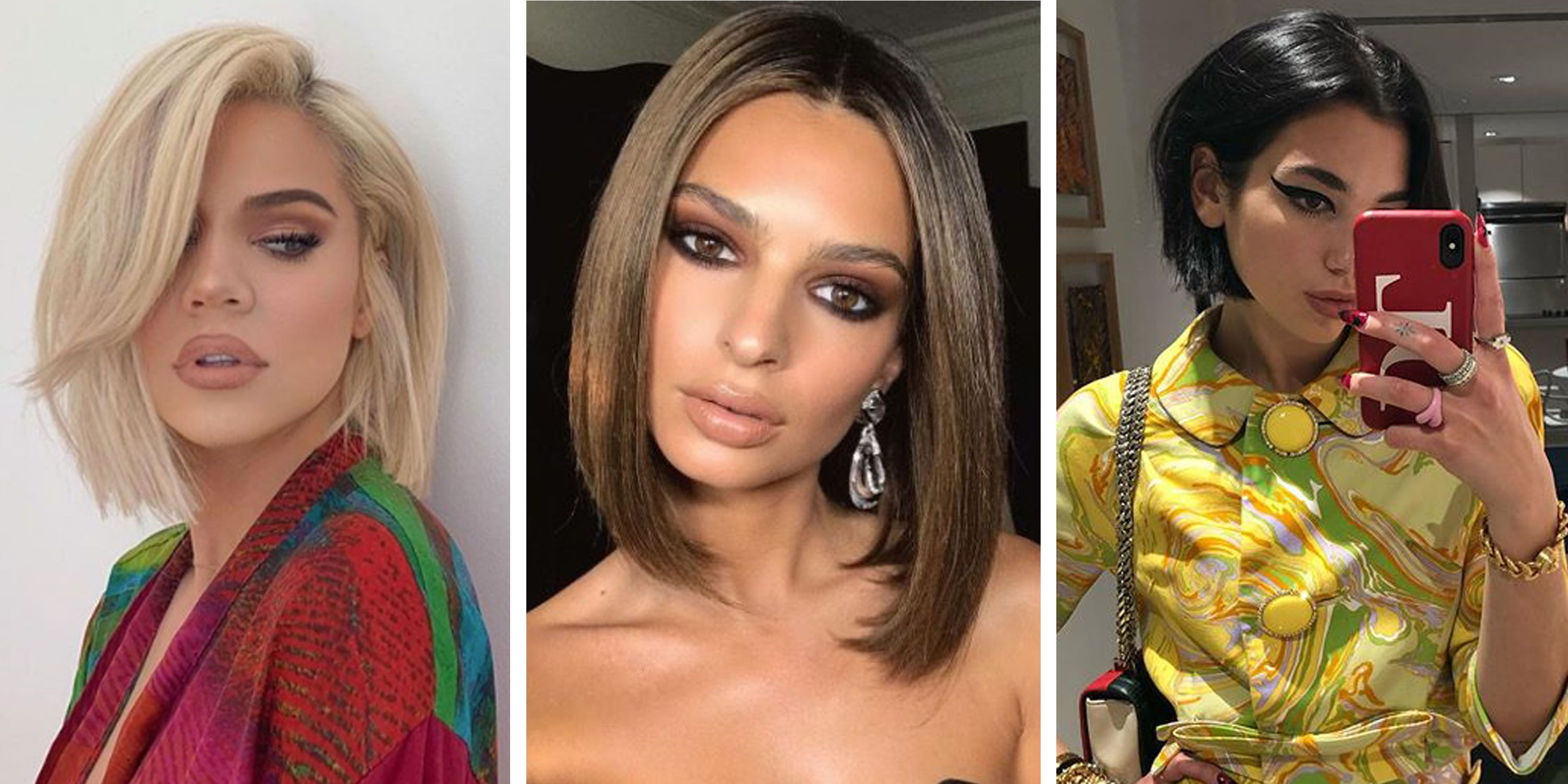 Bob hairstyles for 2020 , 66 short haircut trends to try now