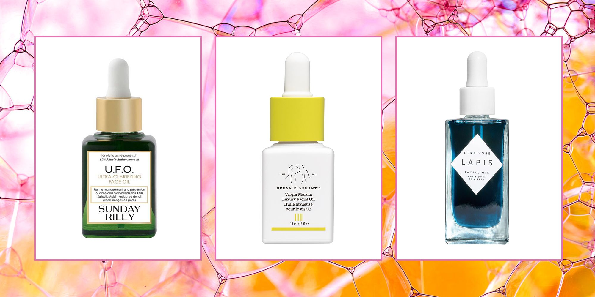 best face oil for acne