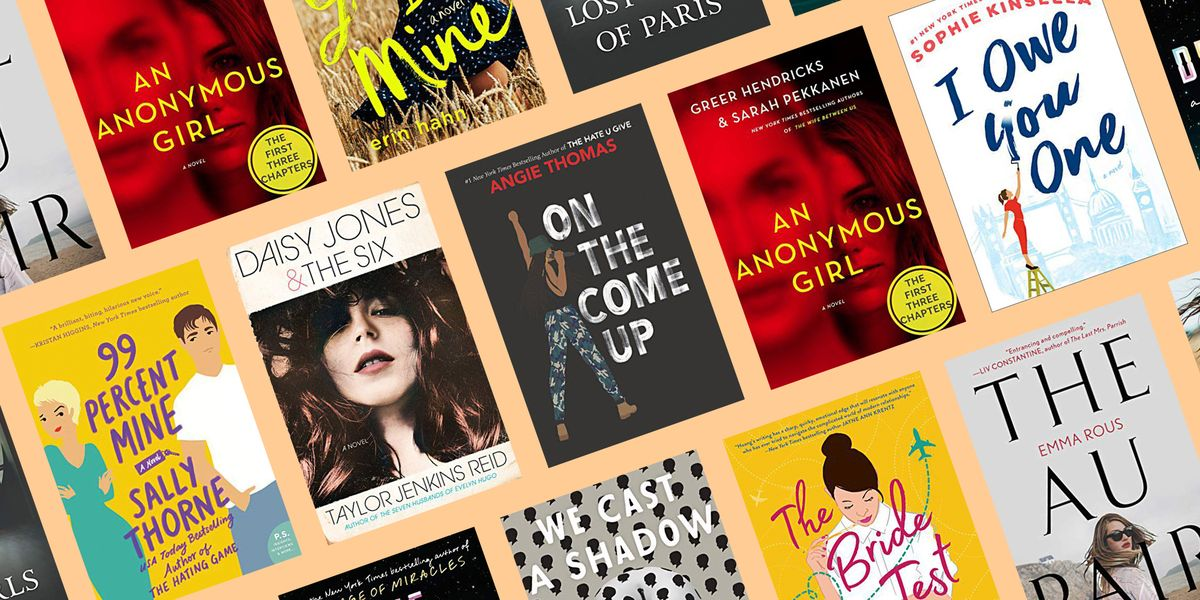 Best New Books 2019 The Best New Books of 2019 — Books Coming Out in 2019 to Add to
