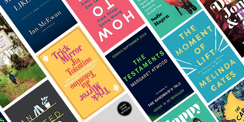 Best Book 2019 28 of the most anticipated books of 2019