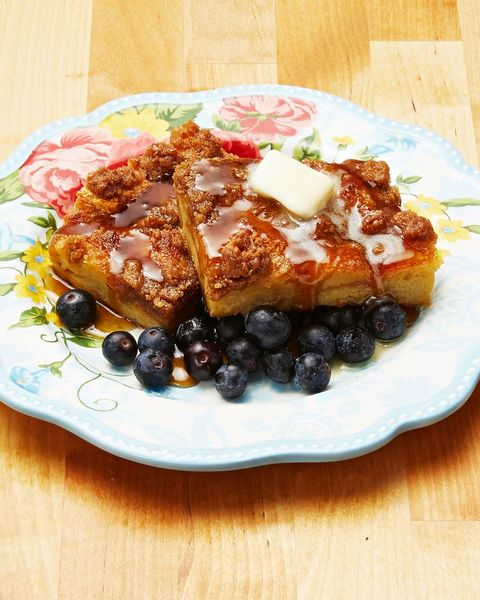 best breakfast in bed recipes baked french toast