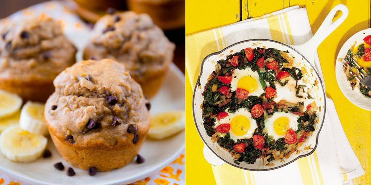 These Low-Calorie Breakfasts Will Help You Crush Your Weight Loss Goals