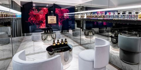 Tom Ford flagship beauty store