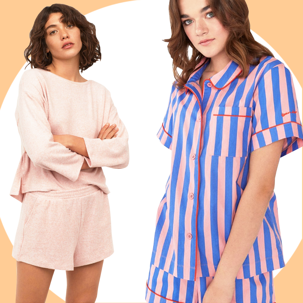 These Are the Best Pajamas to Buy Your Bridesmaids if You're Over Those Floral Robes