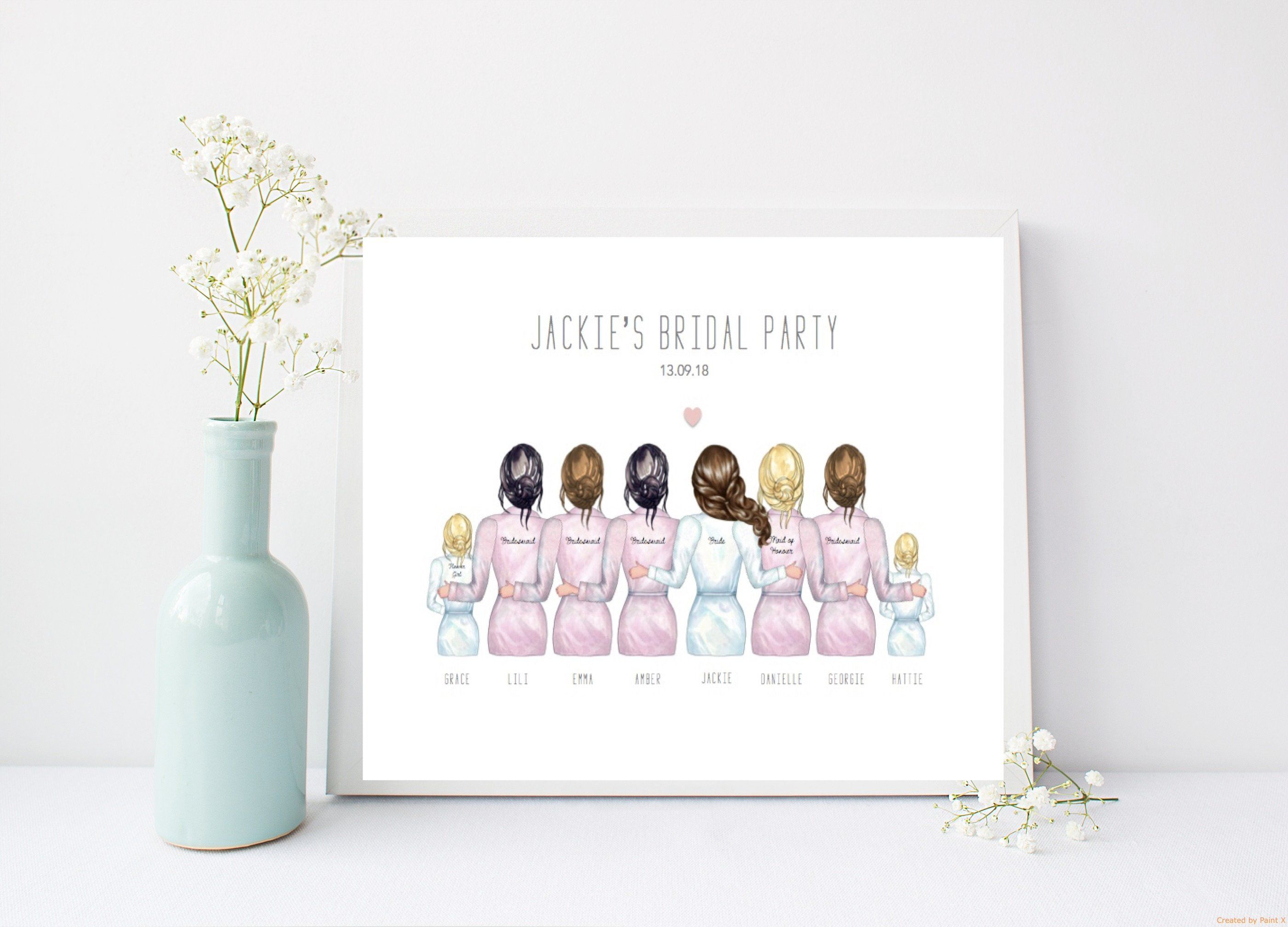 20 Unique Bridesmaid Gift Ideas Best Gifts For Bridesmaids