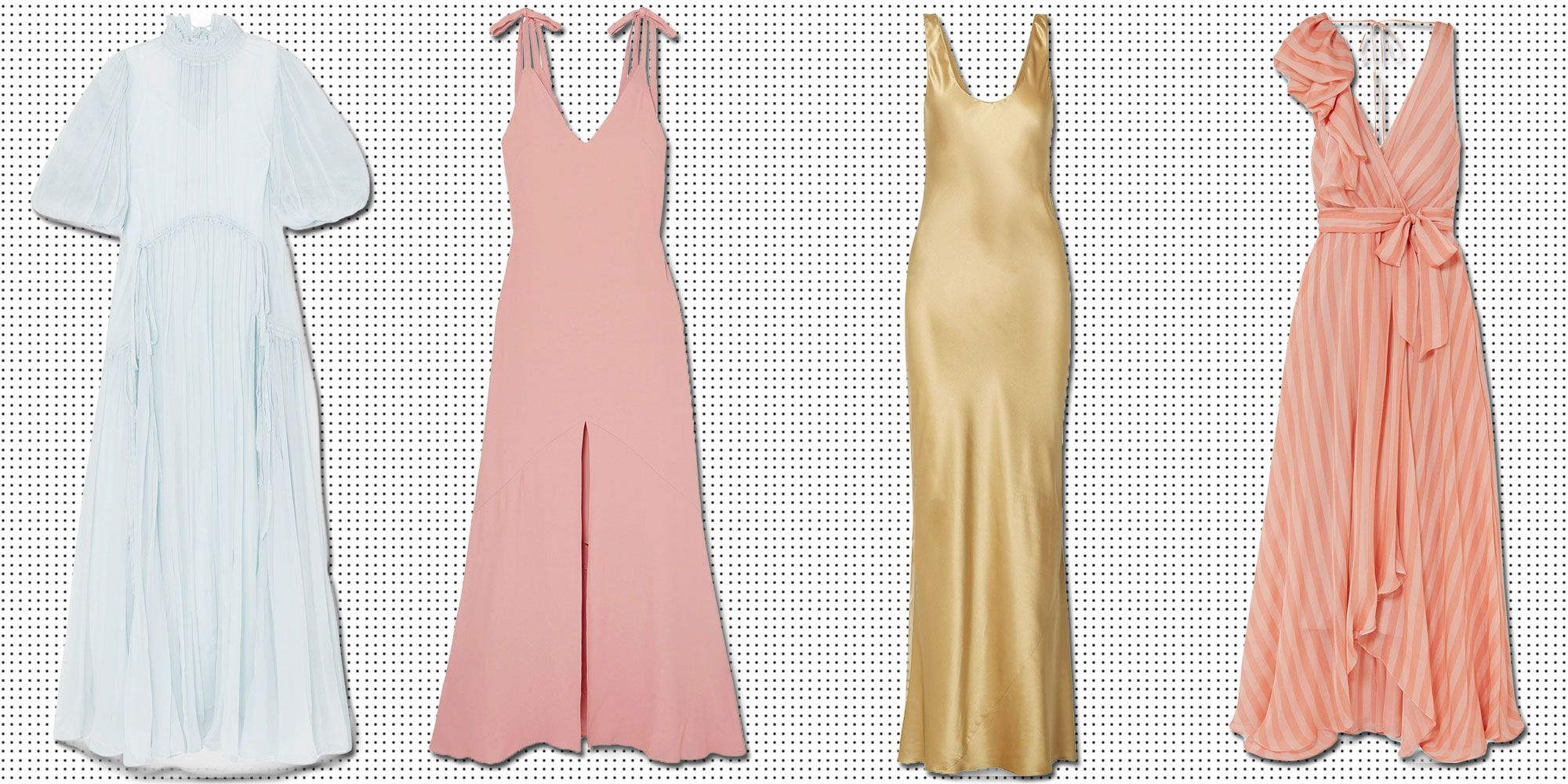 Bridesmaids Dresses Your Friends Will Want To Wear Again And Again