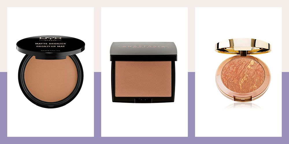 The Best Bronzers for Every Skin Tone to Help You Fake a Summer Glow