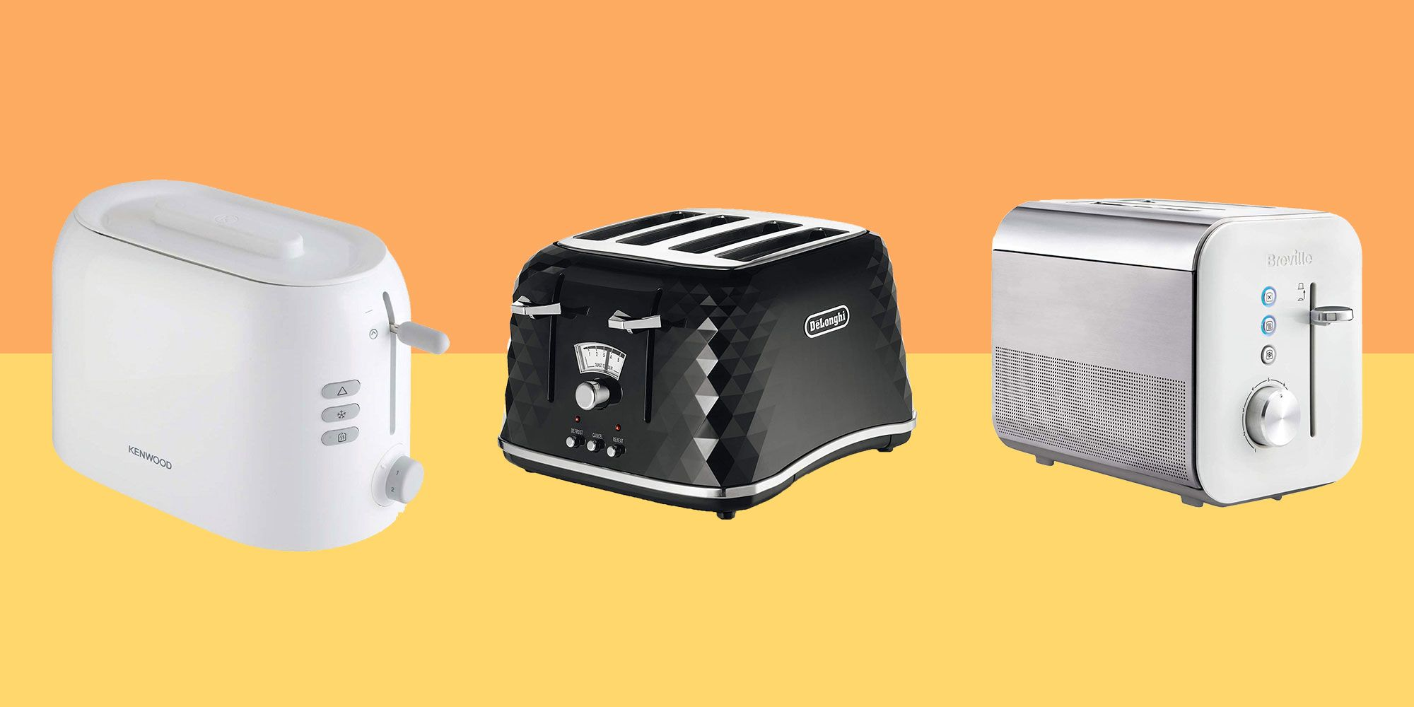 Compare our Toaster  