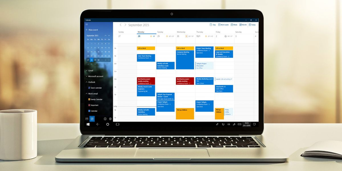 The Best Calendar Apps to Keep You Organized and Productive