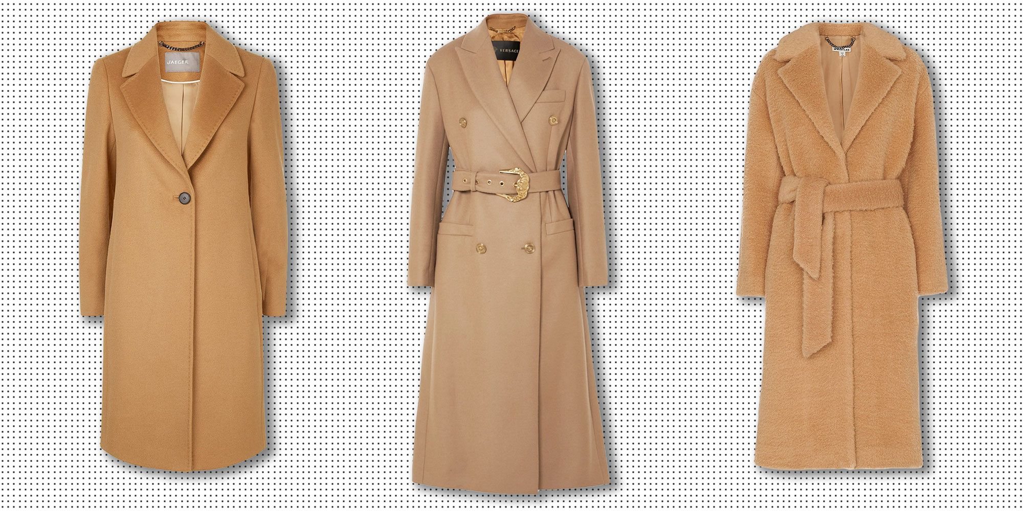 de08d39fcbd 26 Of The Best Camel Coats To Buy Now