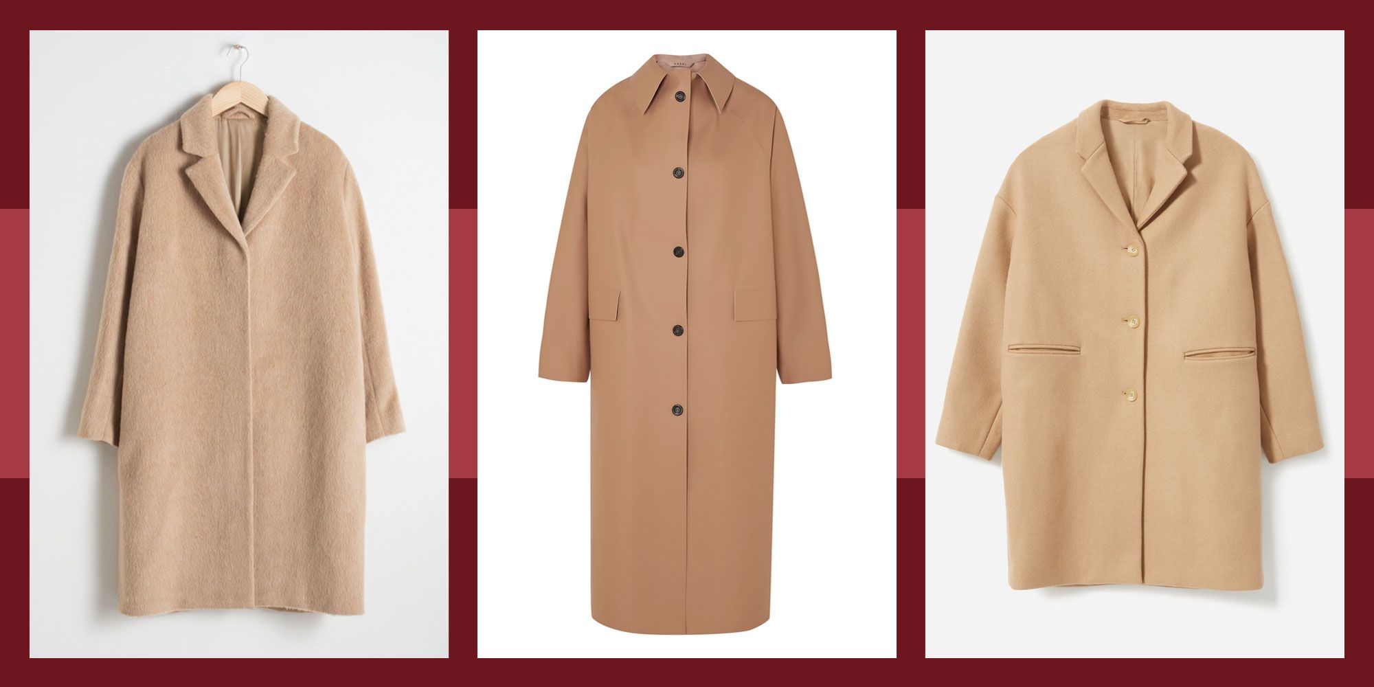 46f0b0f9243 17 Best Camel Coats to Buy - Top Classic and New Camel Coat Styles