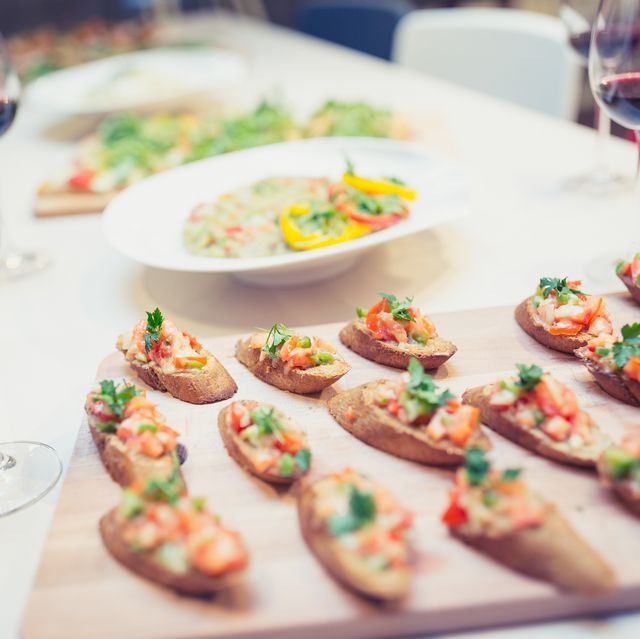 Best Canape Recipes Drinks Party Recipes