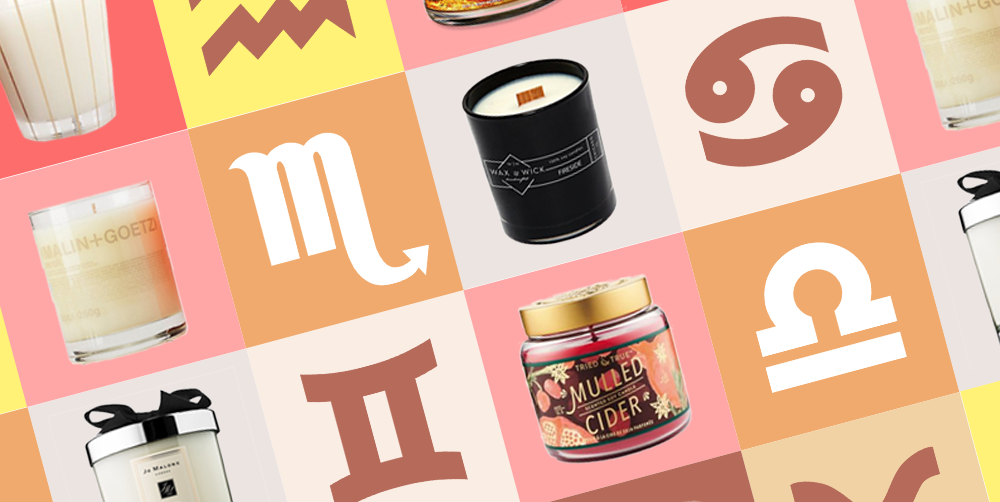 best fall candle for your zodiac sign