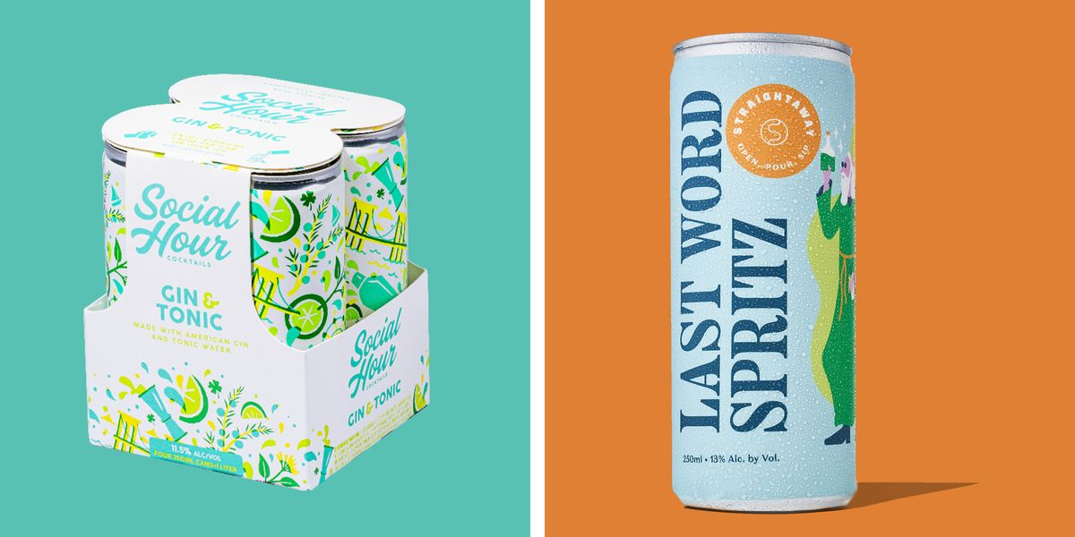 The Best High-ABV Canned Cocktails to Make It Through the Week