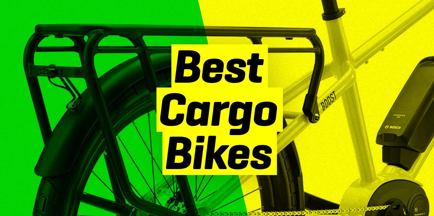 Cargo Bike Reviews – 9 Best Cargo Bikes 2019
