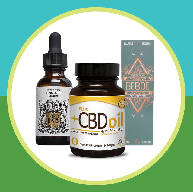 12 Best CBD Products for Anxiety