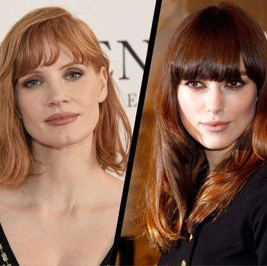 The best celebrity fringes