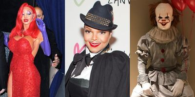50+ Best Celebrity Halloween Costumes of All Time